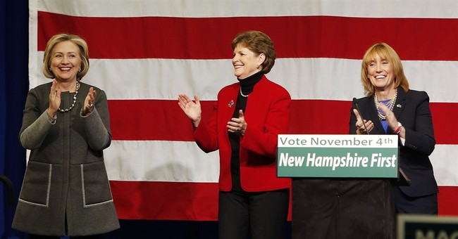 Clinton says New Hampshire taught her about 'grit'