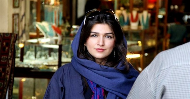 Lawyer: Iranian-British woman gets year in prison
