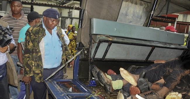 Kenya president orders guns, bandits turned over