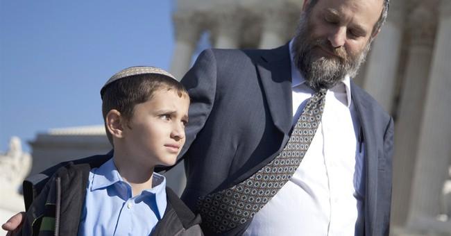 'Born in Jerusalem' passport case divides justices