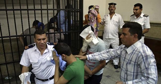 Egypt journalists defy editors on freedoms