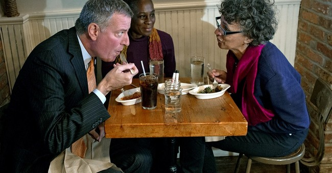 De Blasio's plan: a steady voice in time of Ebola
