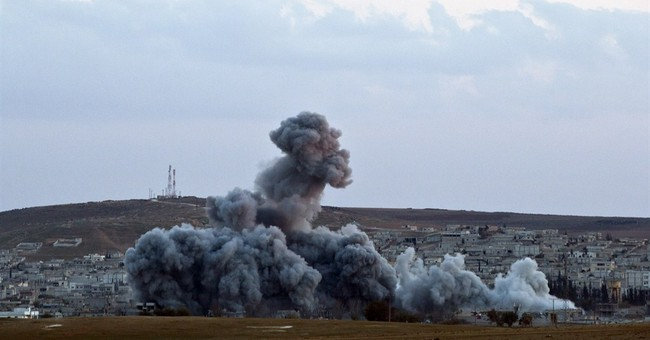 Al-Qaida fighters push offensive in northern Syria