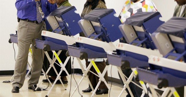 Early voting up in 10 states compared with 2010