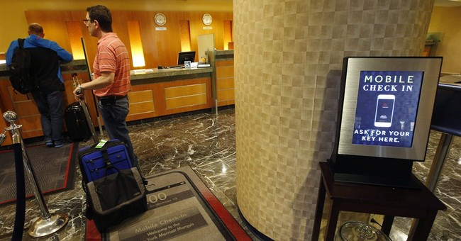 Skip check-in; latest hotel room key is your phone