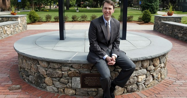 Evangelical college gay rights stand causes uproar
