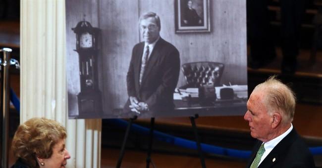 Funeral held for former Boston Mayor Tom Menino