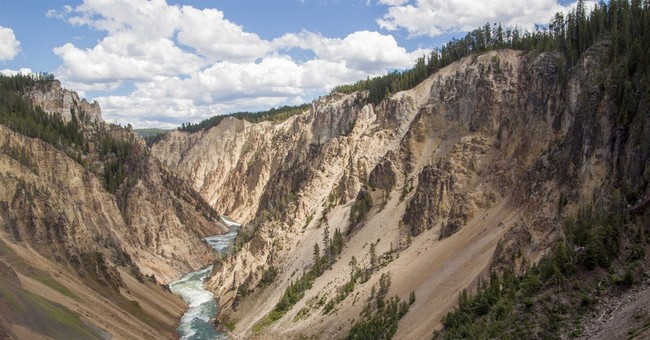 Yellowstone park considers bumping up bandwidth