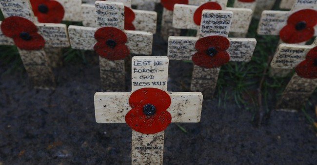 100 years after WWI, poppy lives on as symbol