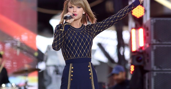 Swift pulls music from streaming service Spotify