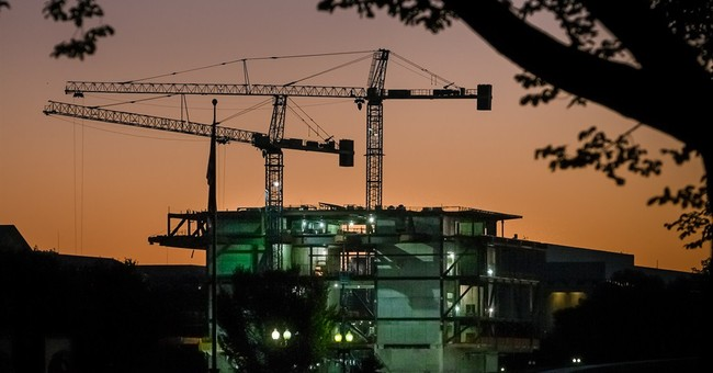 US construction spending down for second month
