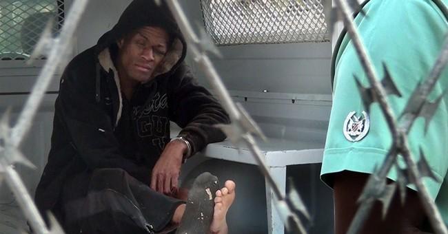 American citizen tries to escape a Namibian prison