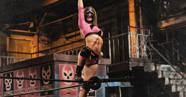 Mexican wrestling, reimagined, comes to weekly TV