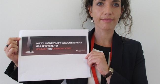 Brisbane airport bans corruption ad ahead of G20