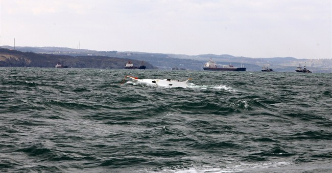 Migrant boat sinks off Turkey; 24 dead, 6 rescued