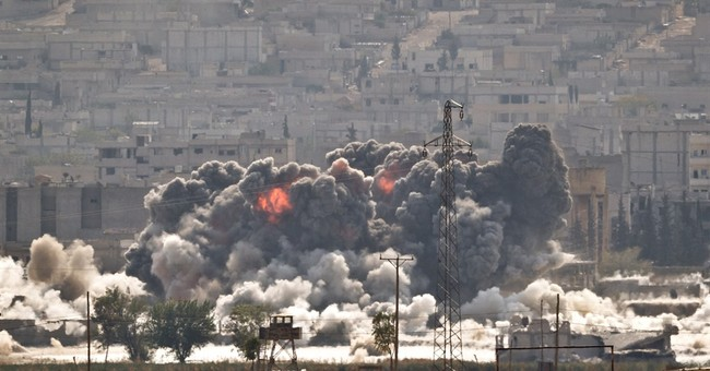 Kurds help Islamic militants in battle for Kobani