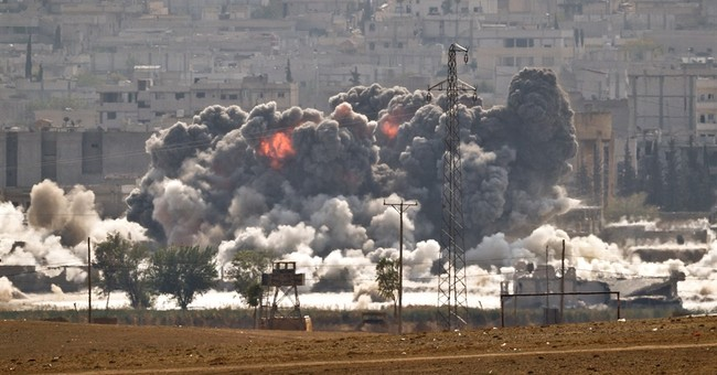 Kurds help Islamic militants in battle for Kobani