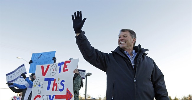 Discontented voters hand Senate to Republicans