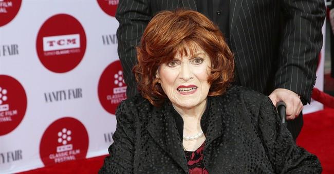 Maureen O'Hara cries at thought of honorary Oscar