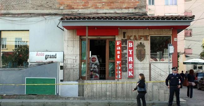 4 killed in shootout near US Embassy in Albania