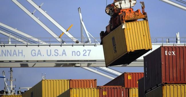 US trade deficit expands in September