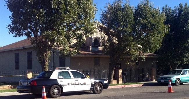 No one hurt when gunshots hit California mosque