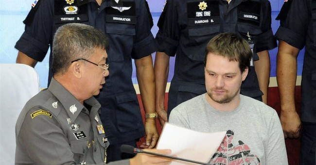 Pirate Bay co-founder arrested at Thai-Lao border