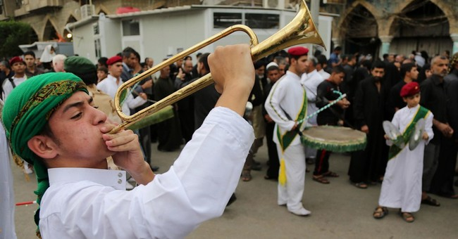 Security tight as Shiites mark holy day in Iraq