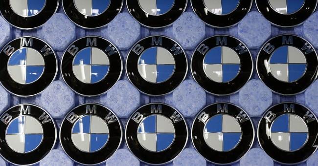 SUV sales help BMW earnings