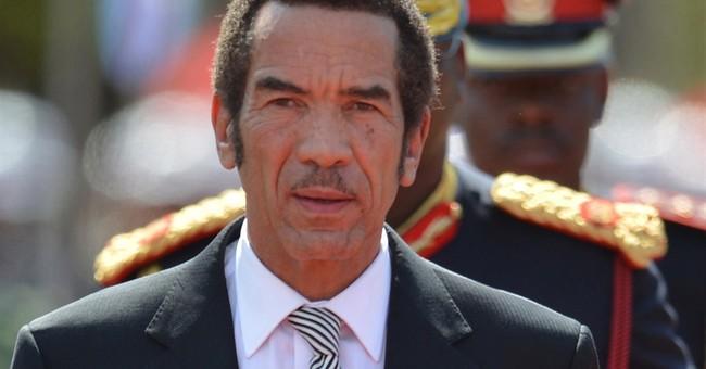 Botswana president challenges vice president vote