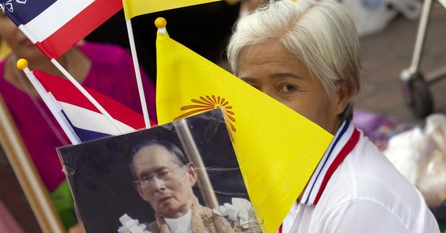 Thai man convicted of defaming king on Facebook