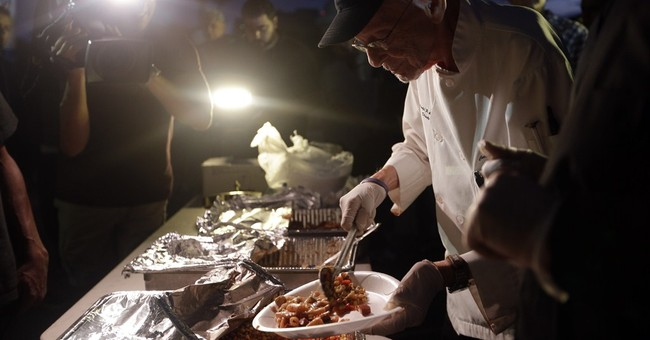 Man who broke law by feeding homeless undeterred