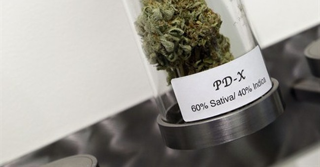 GOP Congress to weigh legal pot in DC