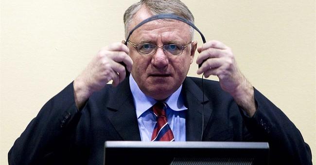UN war crimes court may release ailing Serb