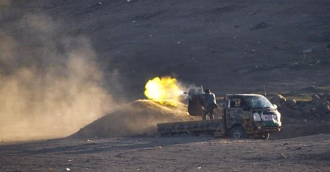 Mortar fire on Syria school kills 13 children