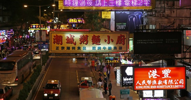 Horror hits Hong Kong's famed red-light district
