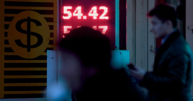 Russian ruble hits all-time low as support reduced