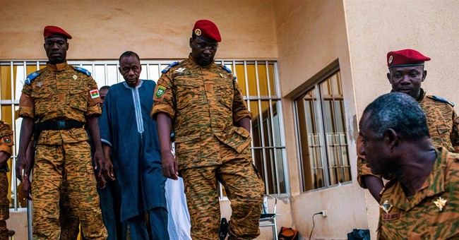 3 presidents press Burkina Faso on civilian rule