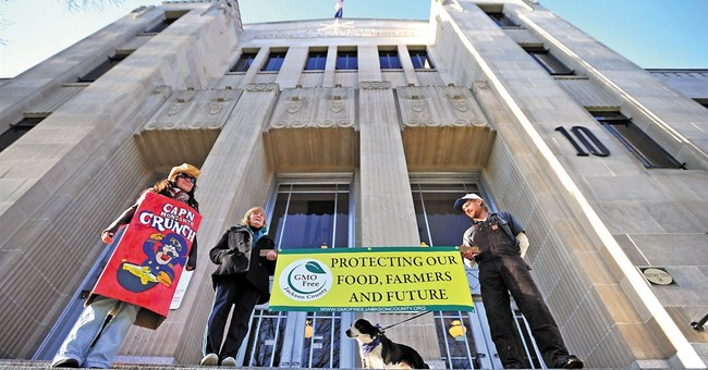 Despite losses, GMO label backers aren't quitting