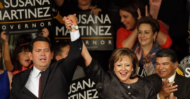 Governors:  GOP sweep; Wis. gives Walker 3rd win
