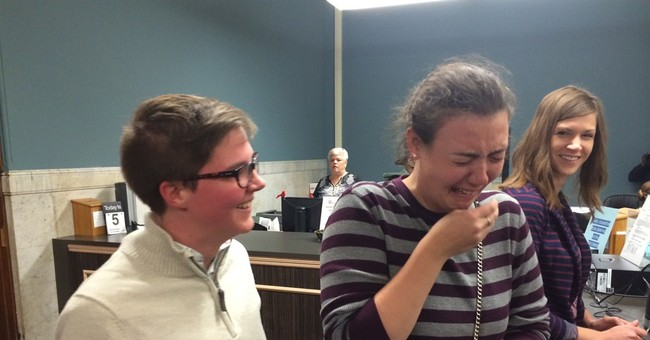 Many Missouri counties not granting gay marriages
