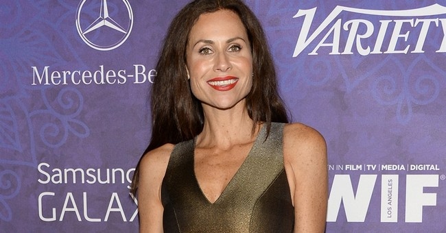 Minnie Driver joins cast of 'Peter Pan Live!'