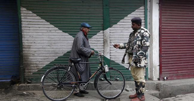 Strike, tear gas in Kashmir after army kills 2