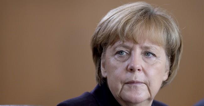 Merkel sees more Ukraine rebels on sanctions list