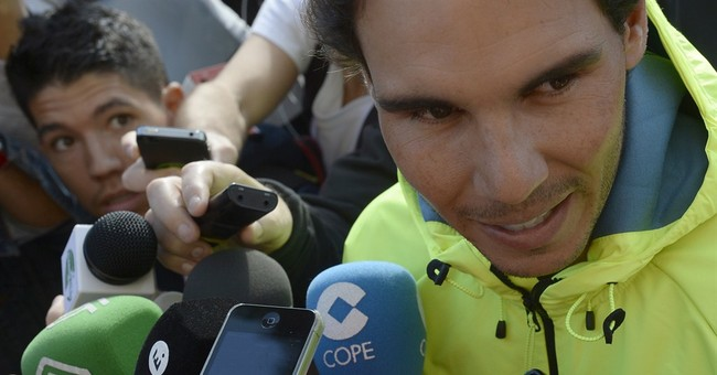 Rafael Nadal leaves hospital after appendectomy