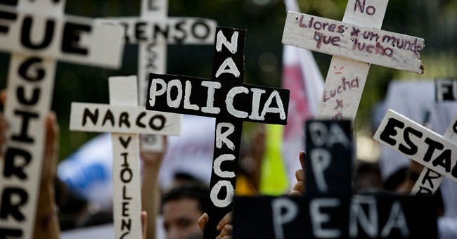 'Enough, I'm tired' comment rallies Mexico protest