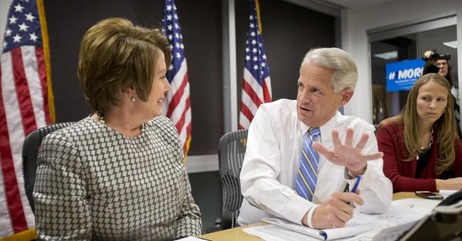 Pelosi seeks Dem support to return as leader