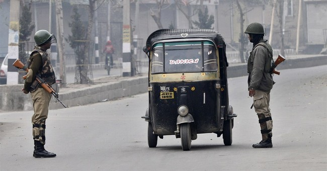 Strike, tear gas in Kashmir after army kills 2