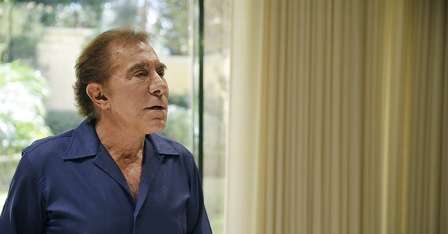 Steve Wynn bets 'ShowStoppers' show will wow Strip