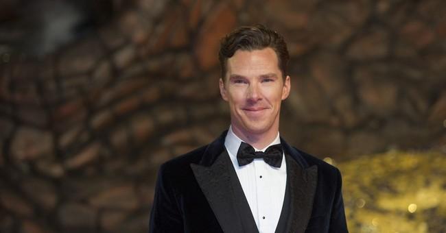 'Sherlock' star Cumberbatch announces engagement